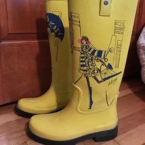 Dkny Shoes - DKNY Rain boots